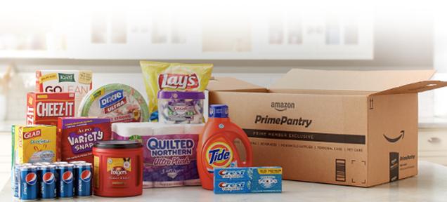 Groceries Shipped Your Door