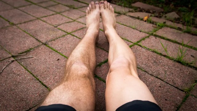 Though It May Be Hard To Picture There May Come A Day When You Will Have To Shave Your Hairy Manly Legs Maybe You Want To See If You Can Cut Some