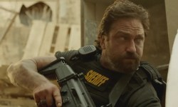 The low-rent Warmth clone Den Of Thieves offers Gerard Butler his finest function in ages