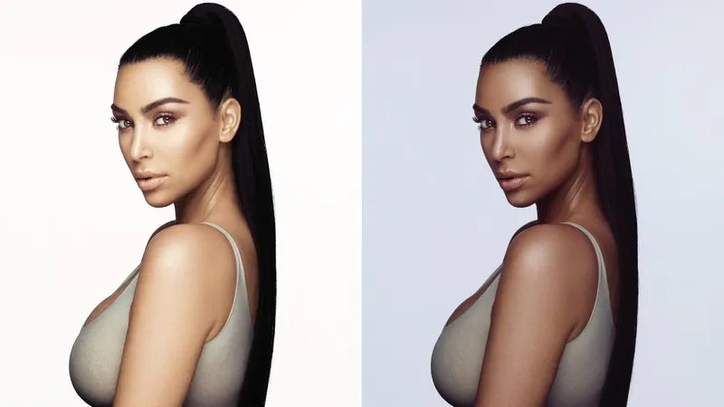 Resultado de imagen para kim kardashian blackface