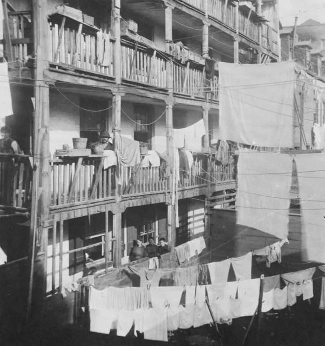Slum Life In New York City During The Nineteenth Centurys