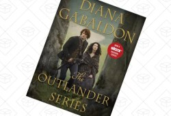 Obtain the First Outlander Novel For Simply $four
