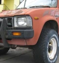 83 toyotum truck [ 1600 x 900 Pixel ]