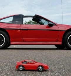 for 17 000 could this 1988 pontiac fiero gt be the best fiero there is  [ 1600 x 900 Pixel ]