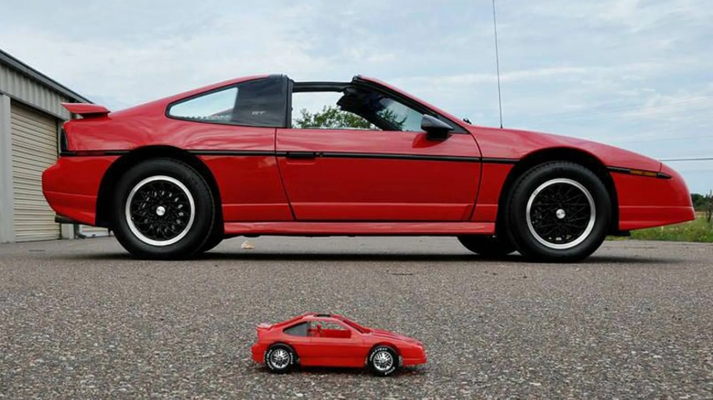 medium resolution of for 17 000 could this 1988 pontiac fiero gt be the best fiero there is