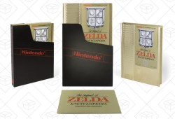 Right here&#zero39;s the First Preorder Low cost on the Deluxe Legend of Zelda Encyclopedia