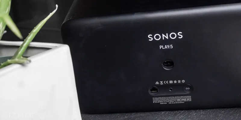 Sonos Play5 Review Wireless Music Made Elegant