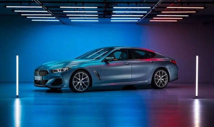 Ilustración del artículo titulado BMW Serie 8 Gran Coupé que se filtró por dentro y por fuera.