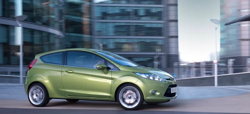Ford Fiesta Three Door Pictures And Details To Be Called Fiesta For