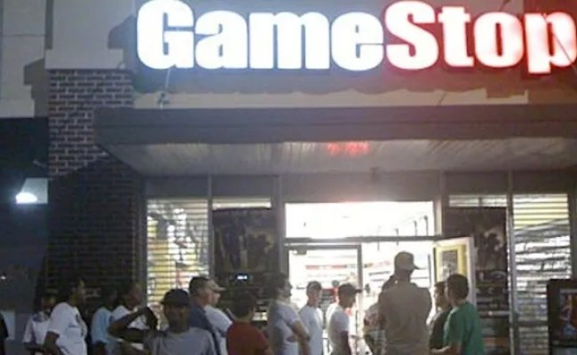 Gamestop Opening Thousands Of Stores For Black Friday