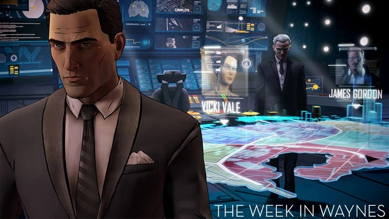 The Week In Games: The New Adventures Of Old Batman