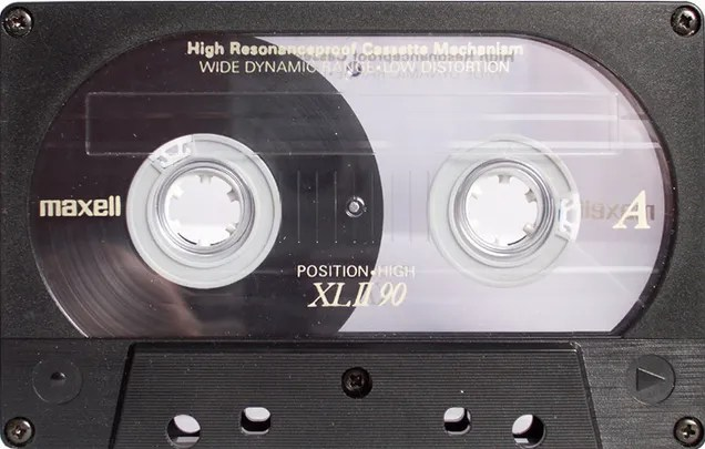 How Many of These Old Cassette Tape Designs Do You Remember?