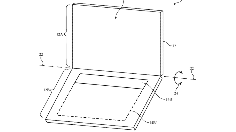 New Patent Hints That Apple Could Get Rid of Physical