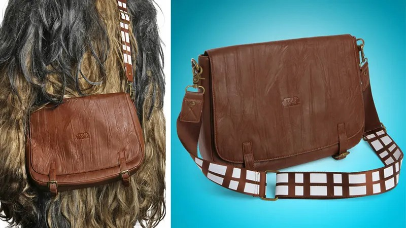 Is a Chewbacca Messenger Bag the Best Thing Lucasfilm Ever Licensed