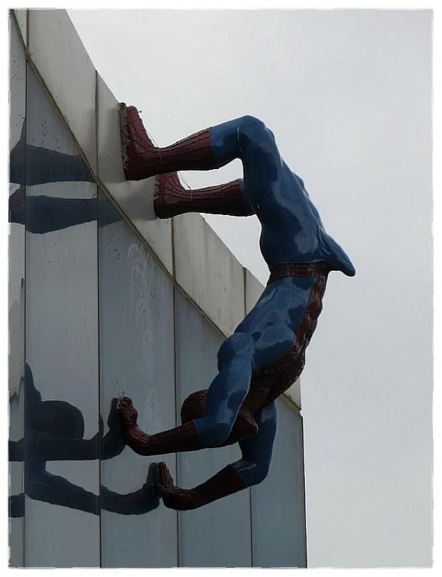 Korean Spider-Man Has an Erection, Pisses People Off