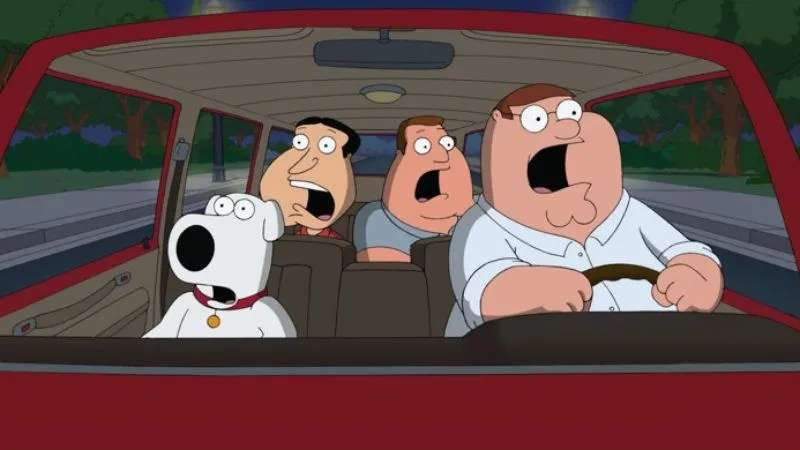 family guy forget me