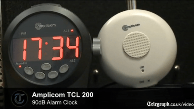 Ever Alarm Loudest Clock