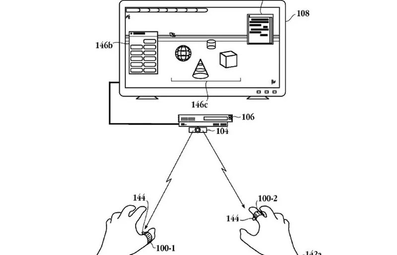 Sony Patent Teases Power Ring LED Wiimotes