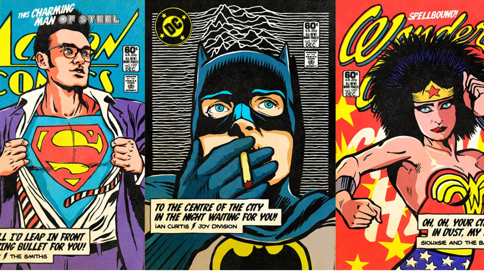 The Smiths Wallpaper Iphone Post Punk New Wave Icons As Super Heroes