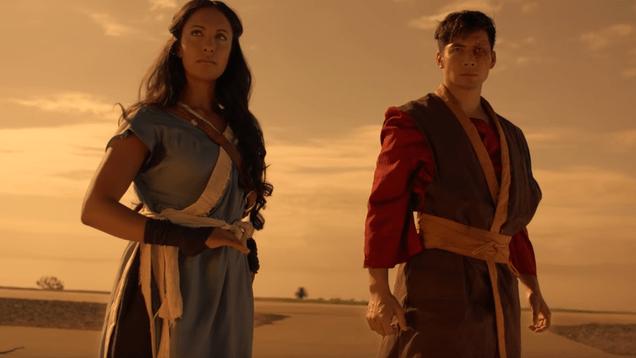 bg0d5nothj8lshez9xdn This Fan Film Reimagines Avatar: the Last Airbender's Final Agni Kai   Gizmodo