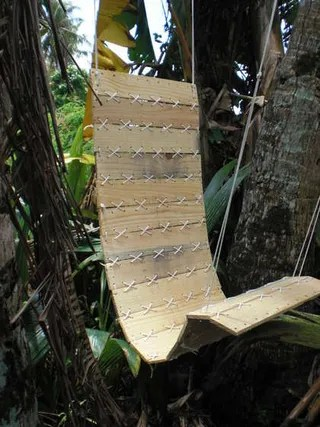 how to make a hanging chair unfinished wooden chairs out of shipping pallet