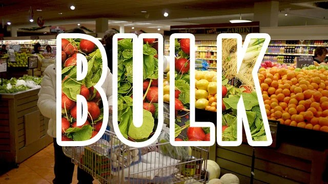 Buying in Bulk at the Grocery Store Doesn't Always Save ...