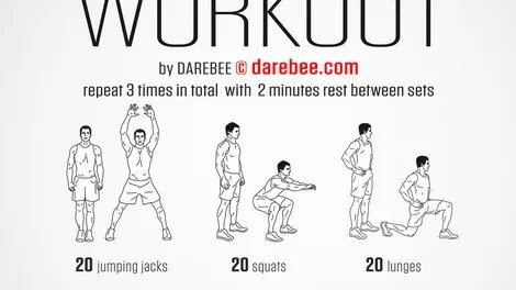 This Barbell Workout Will Kick Your Ass in 20 Minutes or Less
