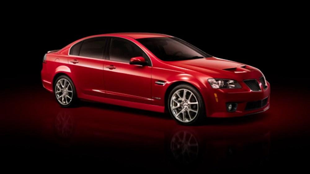 medium resolution of 2009 pontiac g8 gxp revealed gets corvette ls3 power and a manual transmission
