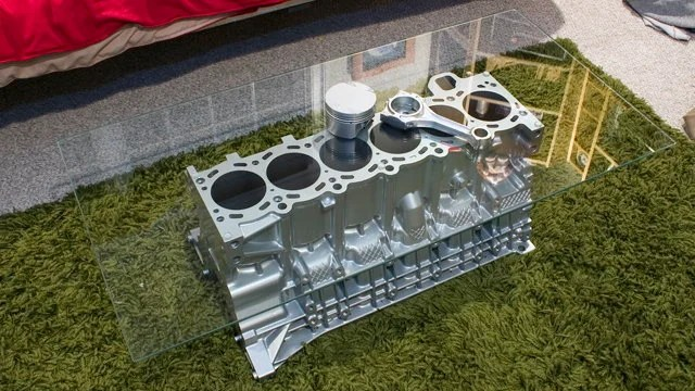 Whats the best engine for a coffee table
