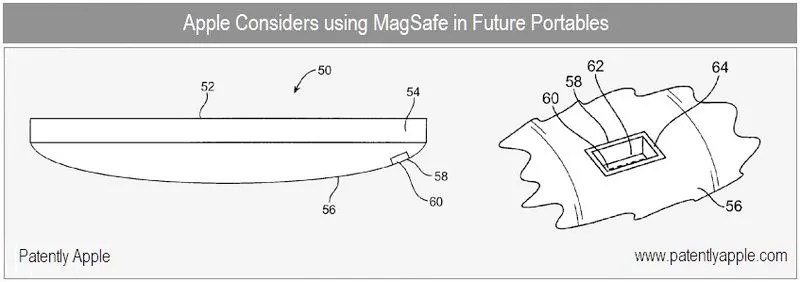 Apple's MagSafe Connectors Could Be Used on iPads and iPhones