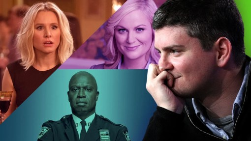 Image result for mike schur nbc