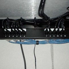 Home Media Server Wiring Diagram 72 Chevy Truck How To Wire Your House With Cat5e Or Cat6 Ethernet Cable