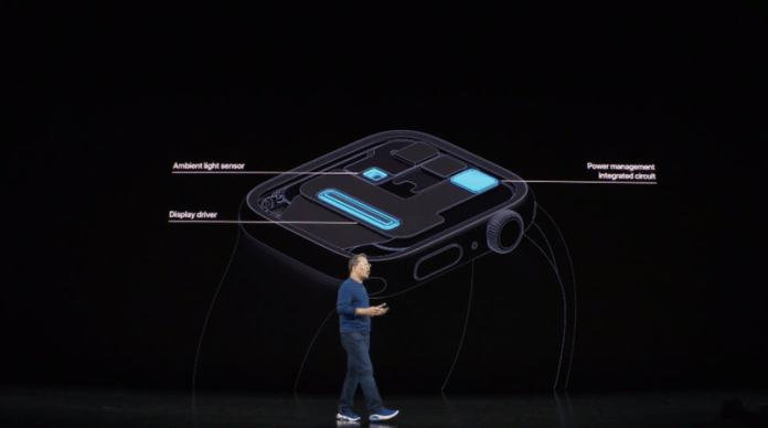 The LTPO screen on the Series 5 emphasizes power saving for the always-on display. Maybe it would be unnecessary if battery life was better.