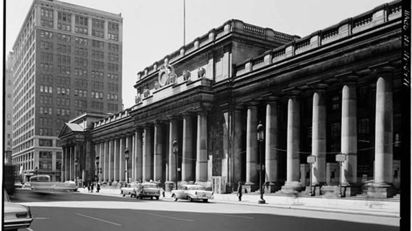 Original Penn Station Demolished 50 Years Today