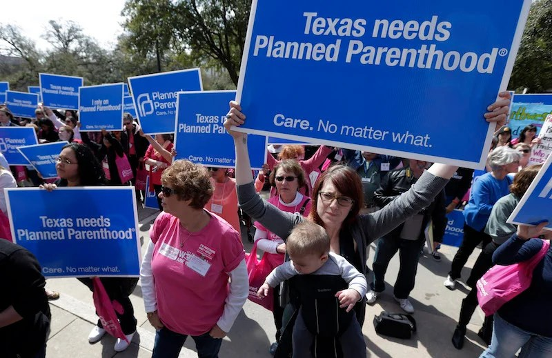 Texas Authorities Raid Multiple Planned Parenthood Locations, Seeking Patient Records