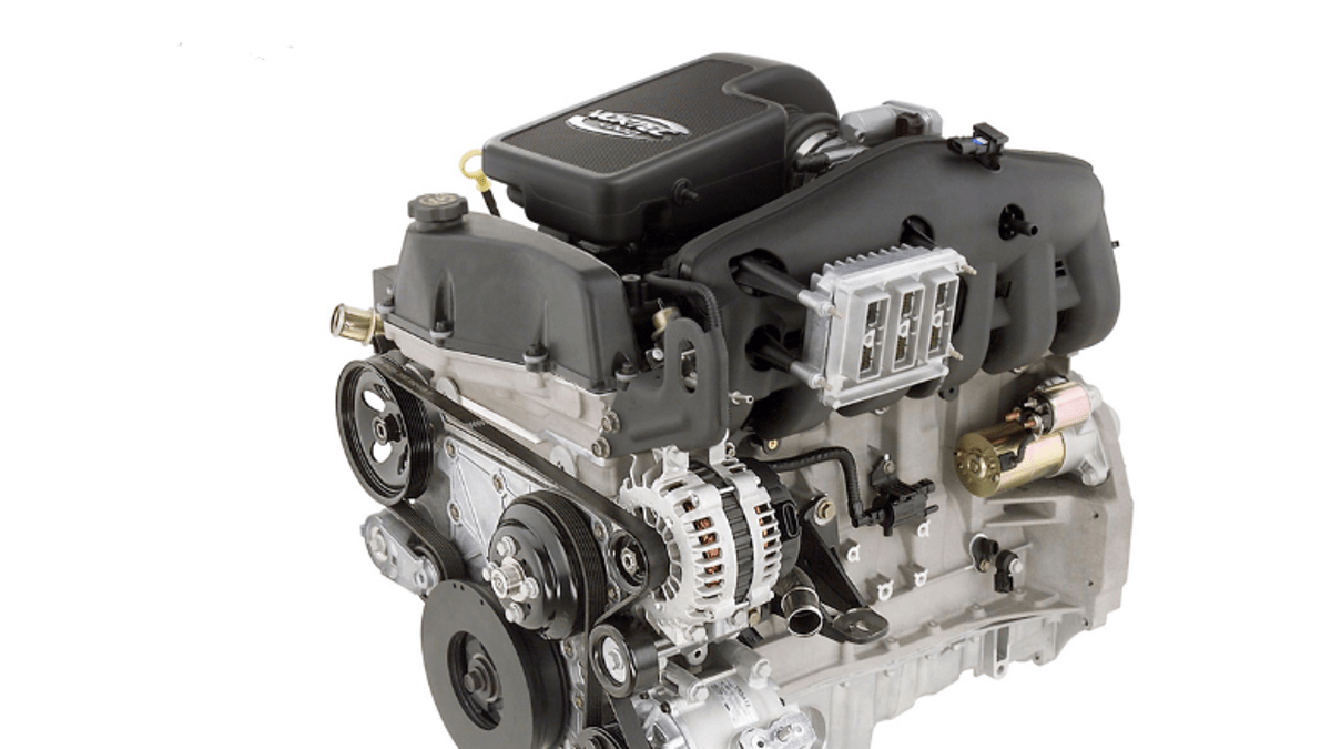 hight resolution of one of the last american inline six engines was in your normal everyday chevrolet trailblazer