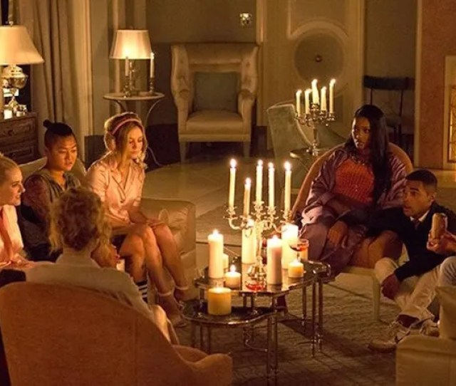 There Are Two Things That Always Happen At A Slumber Party Announces Kappas New Co President Zayday Williams Keke Palmer