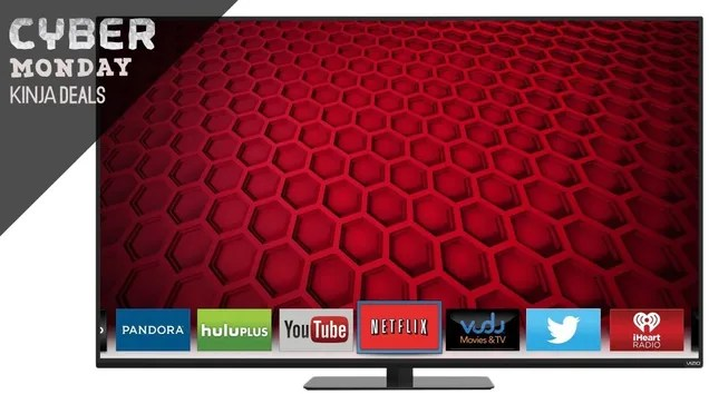 Score Great Cyber Monday Deals on VIZIO TVs From Amazon and Target