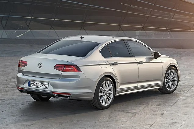Volkswagen's Passat wins Car of the Year 2015!