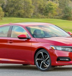here s exactly what makes the 2018 honda accord and civic type r engines different [ 1600 x 900 Pixel ]