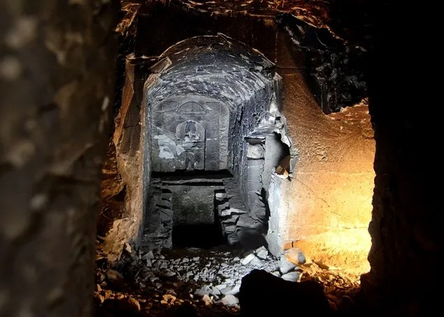 Archeologists discover mythical Tomb of Osiris in Egypt