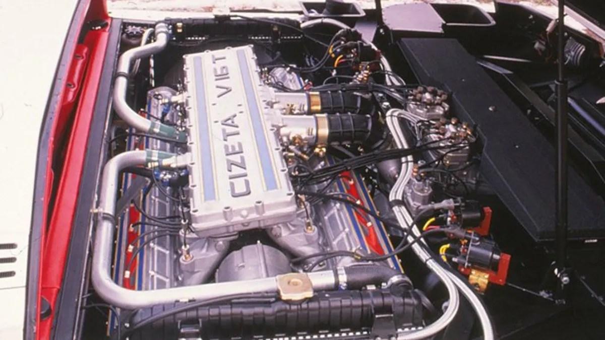 hight resolution of v14 engine