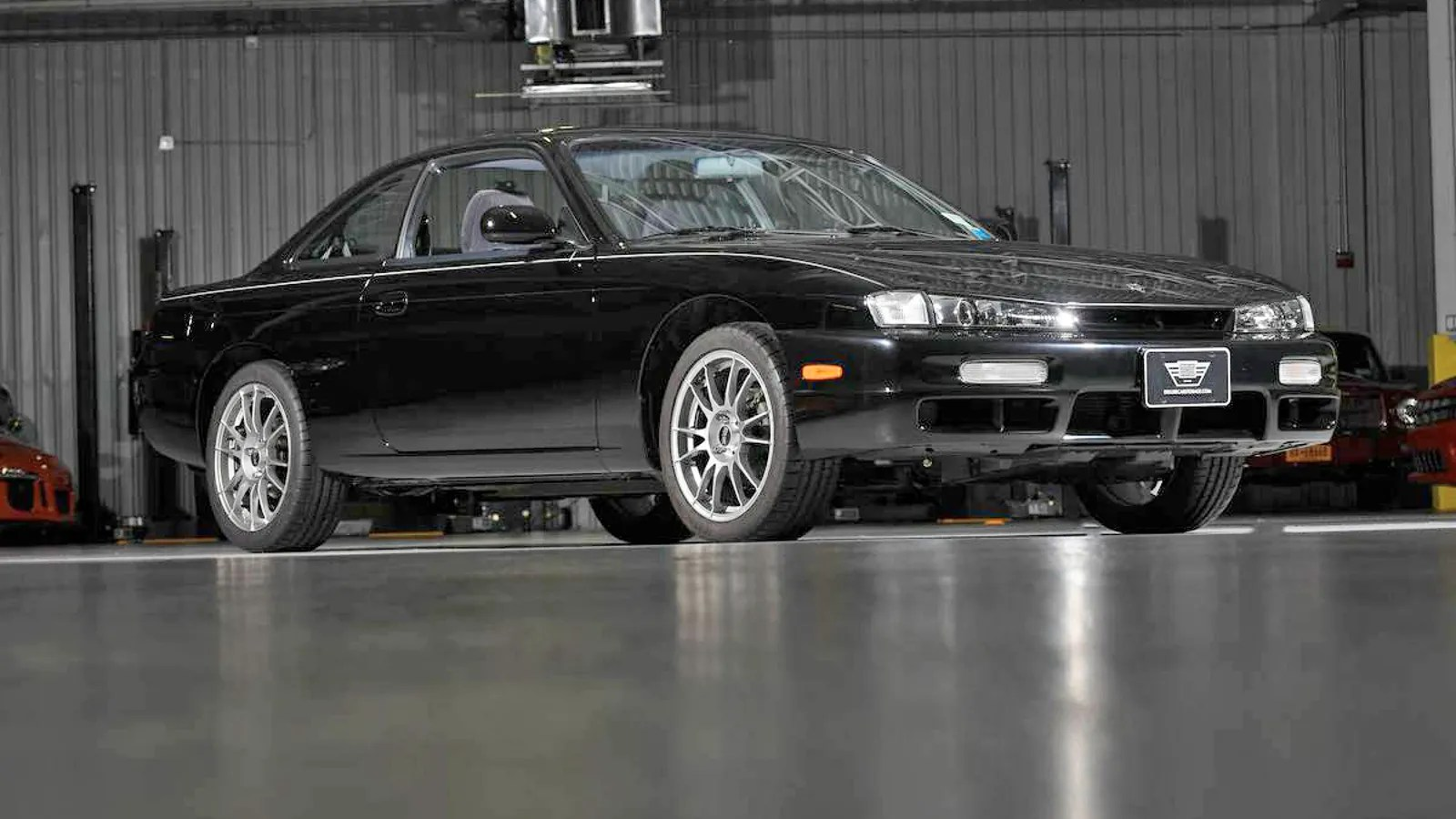 hight resolution of this completely unmolested nissan 240sx has 676 miles and was kept in a living room