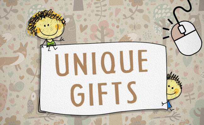 The Best Shopping Sites For Buying Unique Gifts