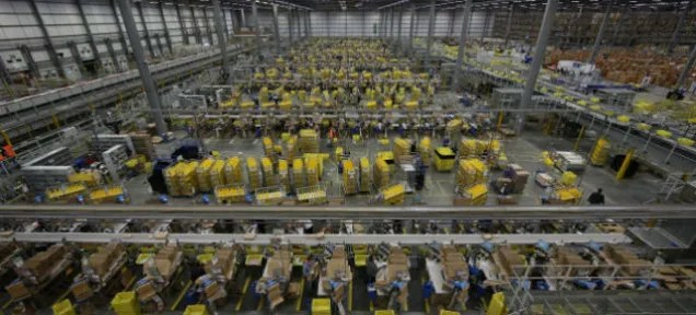 Amazon Forces Workers to Sign Sinister Non-Compete Agreements