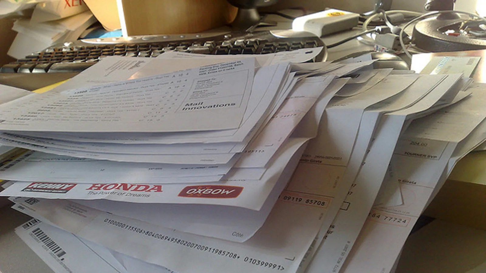 Declutter By Knowing What Tax Paperwork To Keep
