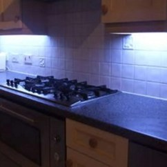 Kitchen Inventory App Flour Sack Towels Diy Under-cabinet Led Lighting With Fade Effects