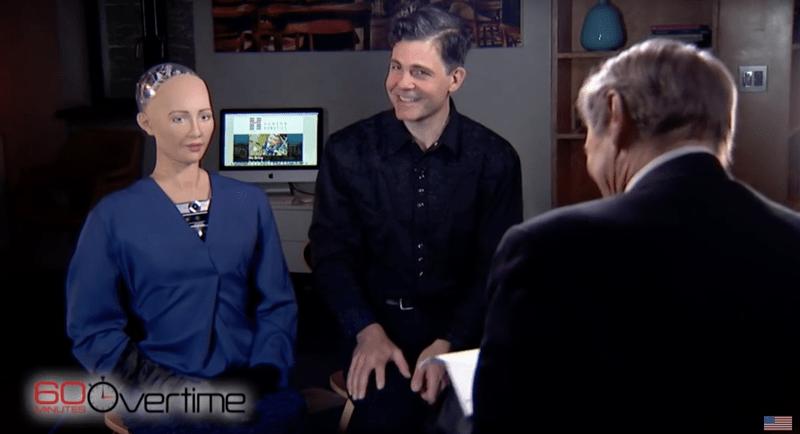 Sophia fue creada por Hanson Robotics, compañía basada en Hong Kong que ya lleva creados más de veinte robots humanoides