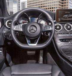 2008 mercede c300 interior [ 1200 x 675 Pixel ]