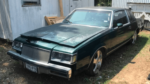 small resolution of someone tried turning this boring 1984 buick regal into a toyota and the result is amazing